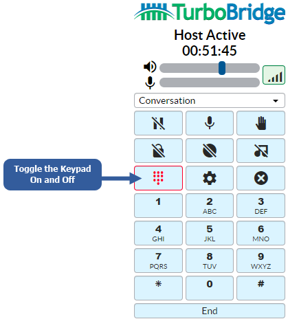 TurboBridge WebCall Enabled By WebRTC – TurboBridge HD Audio